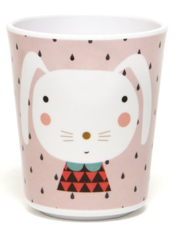 Vaso Melamina Rabbit Drops Petit Monkey